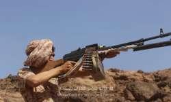 صعدة.. مصرع 5 من عناصر مليشيا الحوثي في جبهة باقم