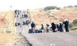 مليشيا الحوثي تجبر أكثر من 3 آلاف أسرة على نزوح من مأرب