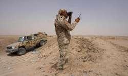 مصرع 4 من أبرز القيادات الحوثية في جبهة الكسارة بمأرب