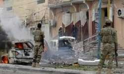 مقتل شخصين وإصابة 23 آخرين في هجوماً انتحارياً في مقديشو
