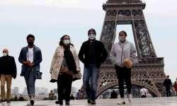 10 آلاف إصابة جديدة بكورونا في فرنسا