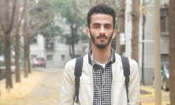 طالب يمني في ووهان