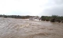 أمطار غزيرة تسبب خسائر في الأرواح و الممتلكات شمال الحديدة