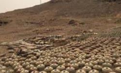 مشروع مسام ينتزع اكثر من 4000 لغماً وذخيرة غير منفجرة خلال أسبوعين