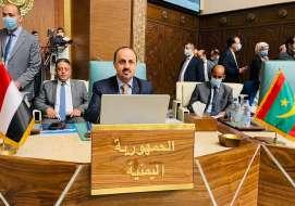 الإرياني لمجلس وزراء الاعلام العرب: جميع مبادرات السلام اصطدمت بتعنت الحوثي