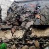 سقوط عدد من منازل المواطنين جراء الأمطار والسيول في حيس
