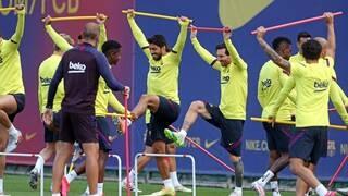 برشلونة يتلقى دفعة معنوية قبل موقعة نابولي