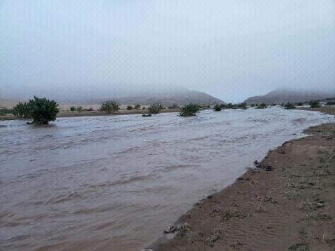 مأرب .. وفاة 19 شخصاً و تضرر 17 ألف أسرة بسبب السيول